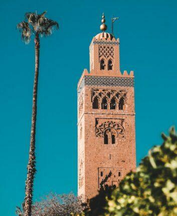 Marrakech ©luca anasta on Unsplash