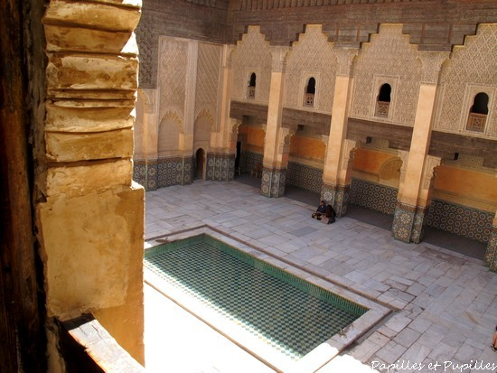 Medersa Ben-Youssef, Medina, Marrakech