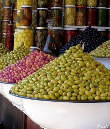 Olives Marrakech