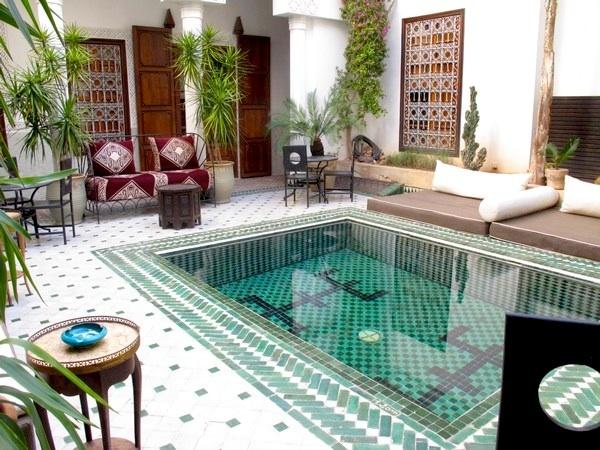 Riad Yasmine - Marrakech ©AnneLataillade 2013