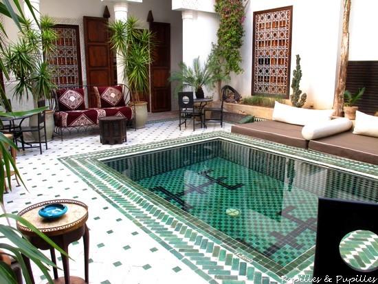 Riad Yasmine, Marrakech
