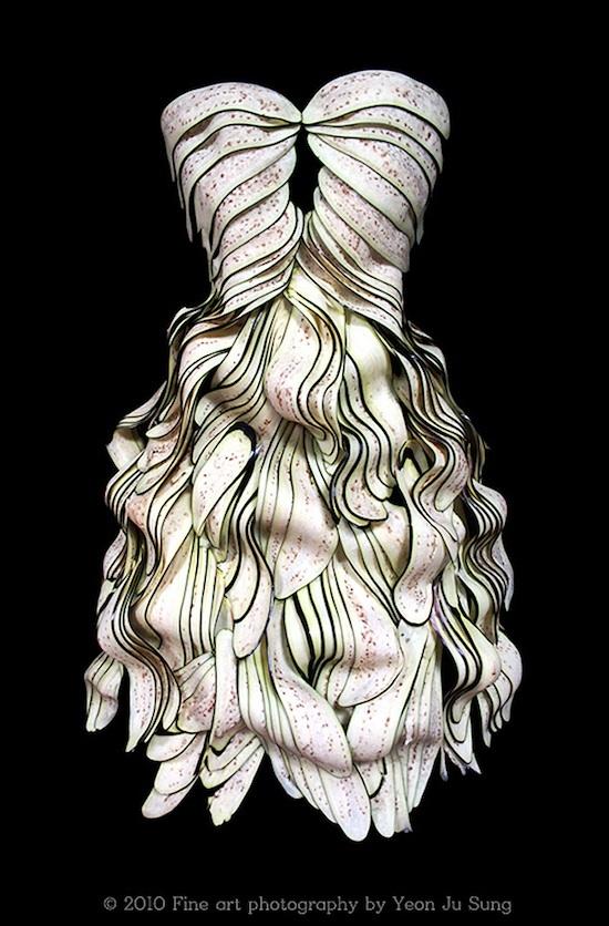 Robe Aubergine