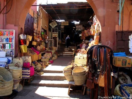 Souk - Marrakech