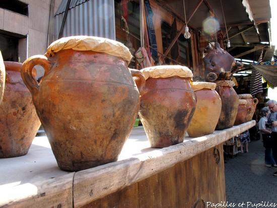 Tanjia - Spécialité de Marrakech - On y cuit la viande des heures durant