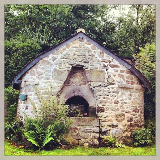 Four à pain, Bretagne