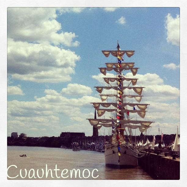 Bordeaux fête le fleuve !