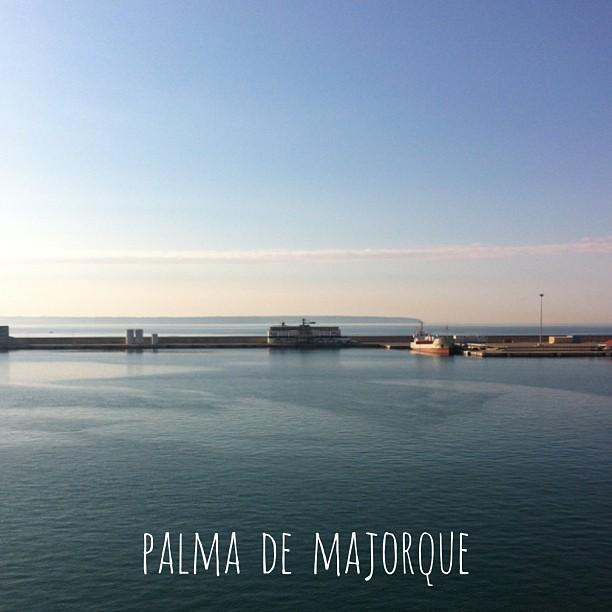 Se réveiller dans un nouveau port chaque matin a quelque chose de magique.