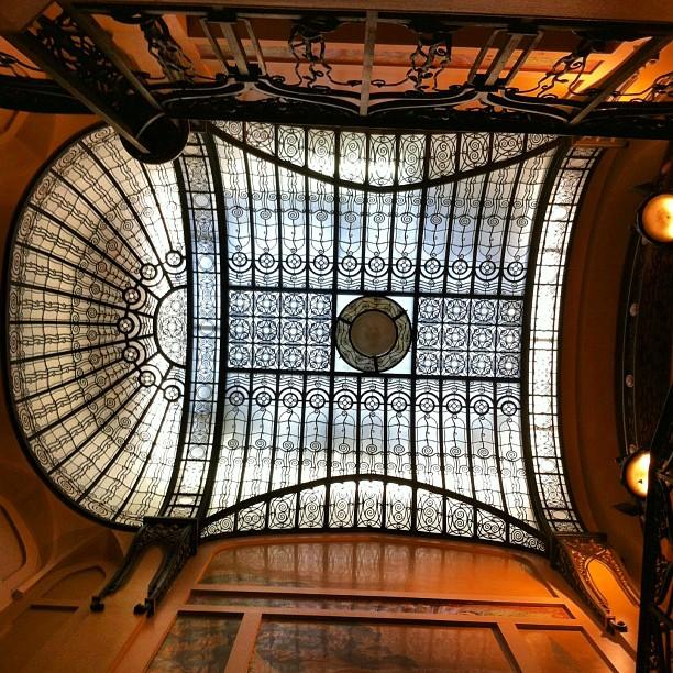 Verrière, Hôtel Frugès, Bordeaux