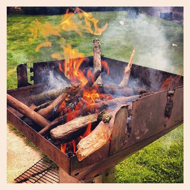 Premier de l'année #BBQ