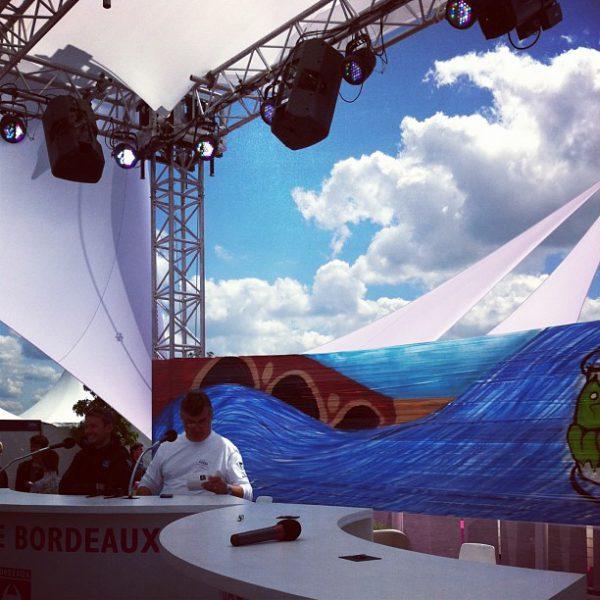Bordeaux en live ça commence