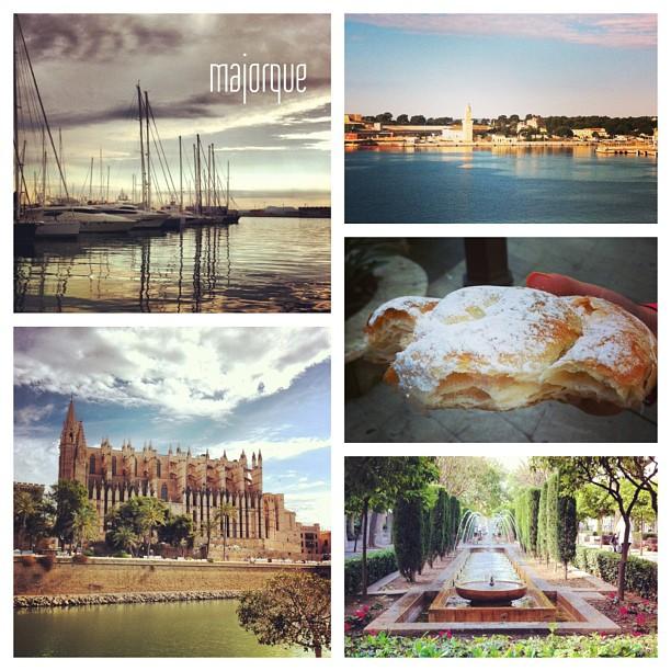 Palma de Majorque - Carte postale