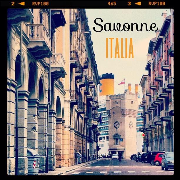 Savonne, Italie