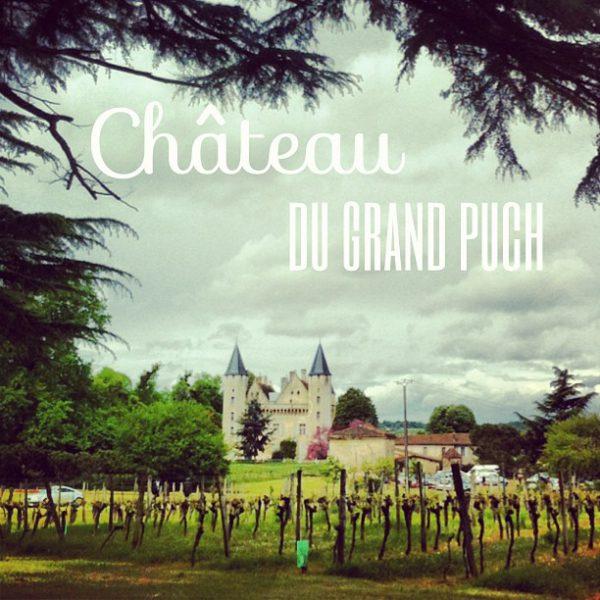 Château du Grand Puch
