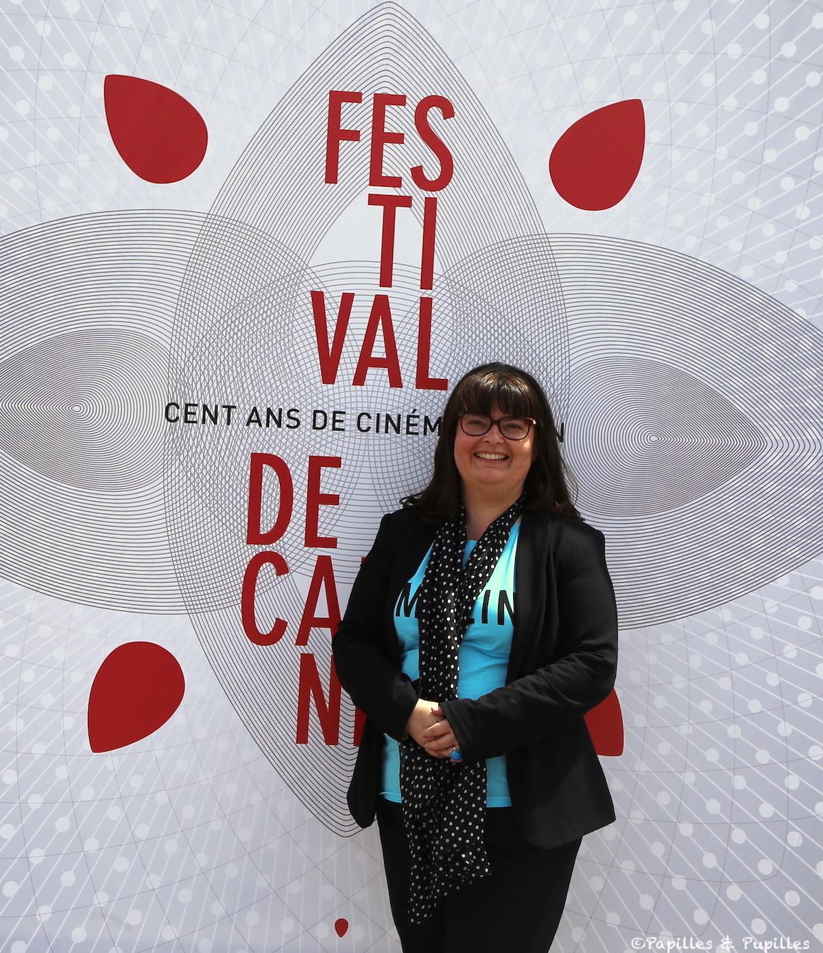 Anne à Cannes 2013