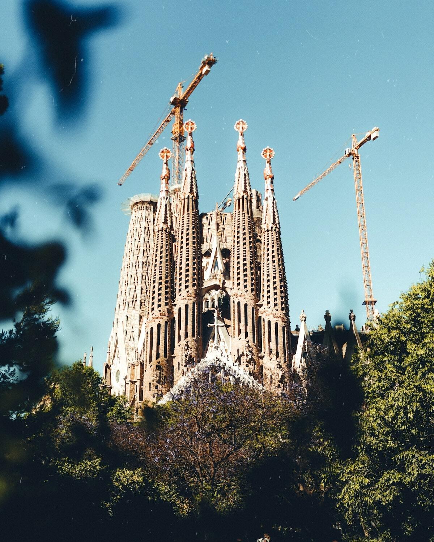 Barcelone © Jose Llamas on Unsplash