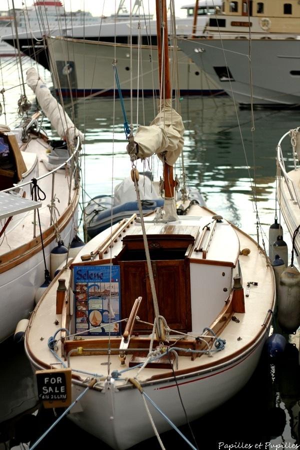 Bateau à vendre - Port de Majorque