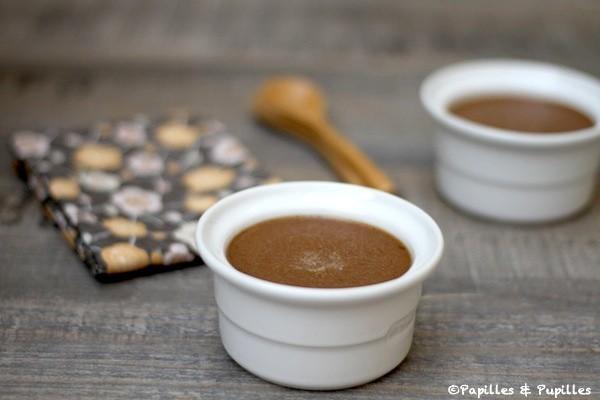 Petits pots de crèmes à la crème de marron