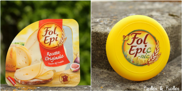 Fromage et Frisbee