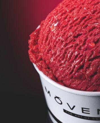 Glace Framboise fraise