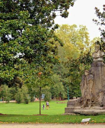 Jardin Public ©Steve Shupe CC BY-NC 2.0