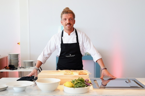 Electrolux Grand Cuisine Workshop With Paolo Pettenuzzo At Electrolux Agora Pavilion