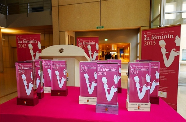 Trophée des vins au féminin 2013