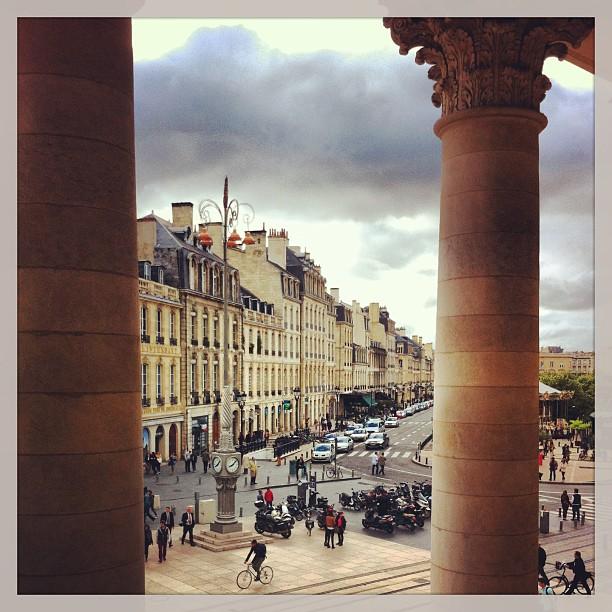 Allées de Tourny, Bordeaux