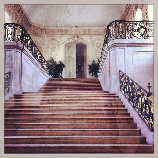 Escalier Gabriel, Dijon