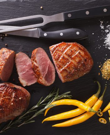 Canard à rôtir © AS Food studio. shutterstock