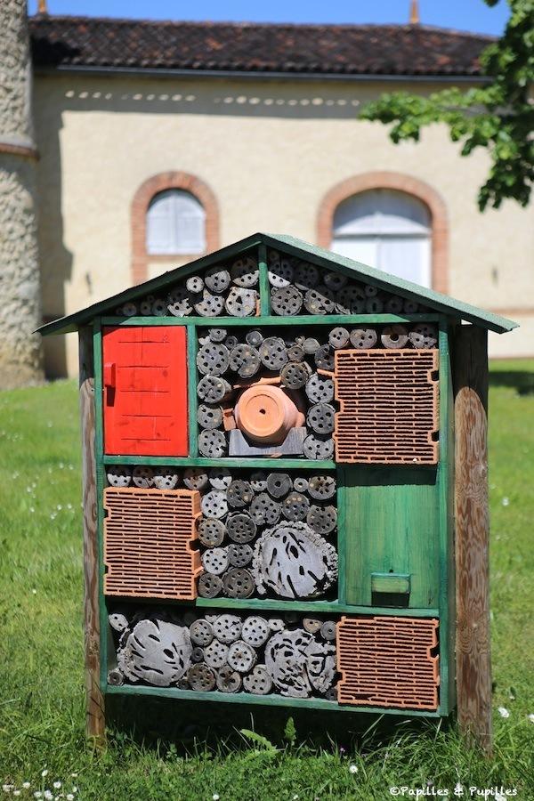 Hôtel à insectes - Château Guiraud