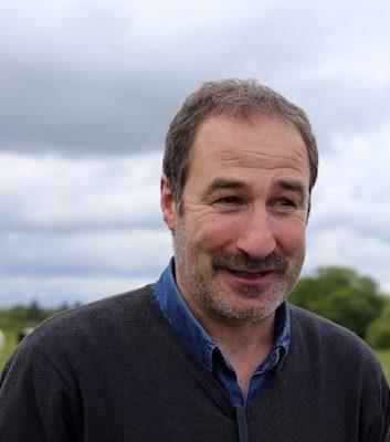 Jean Pierre Pasquet, vice président de Bleu Blanc Coeur