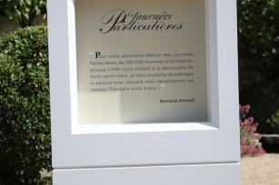 Les journées particulières LVMH - Hennessy, Cognac -