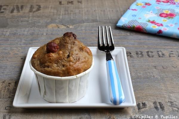 Muffin Danette Expresso noisettes
