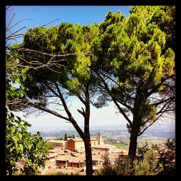 San Gimignano, Italie