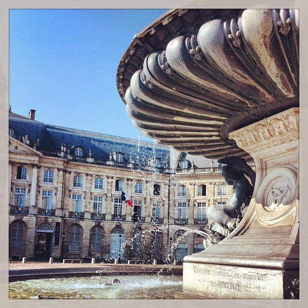 So fresh - Place de la Bourse, Bordeaux