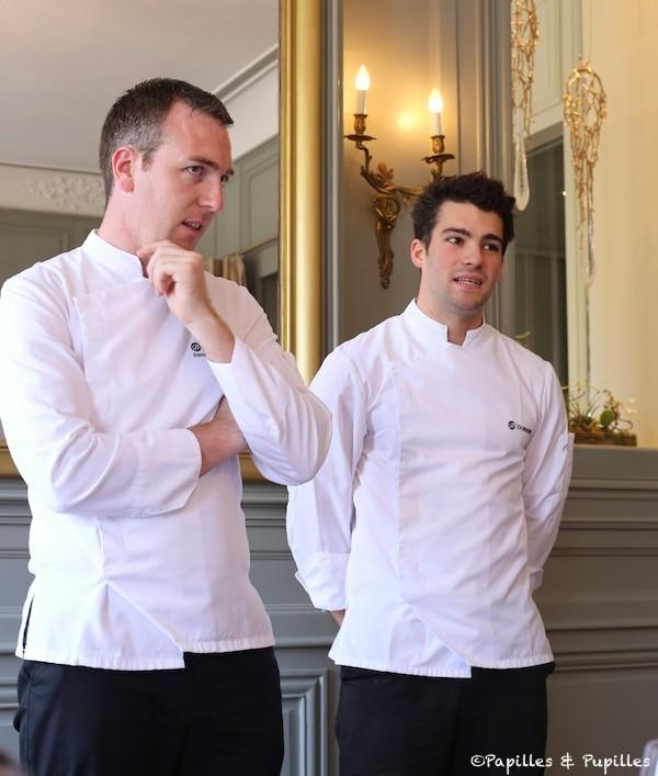 Daniel Gallacher - Aleksandre Oliver - Restaurant Dubern