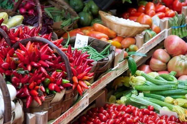 Légumes, Toscane ©Plick CC BY-NC-ND 2.0