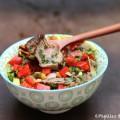 Salade thaï au boeuf
