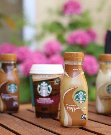 Starbucks livre à domicile
