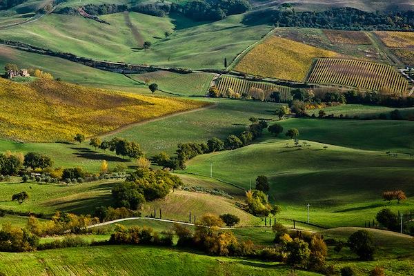 Toscane ©Rakra42 CC BY-NC-SA 2.0