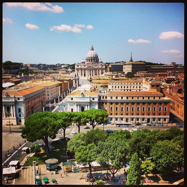 Basilique Saint Pierre, Rome
