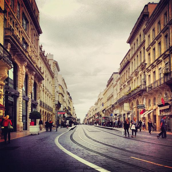 Cours de l'intendance, Bordeaux