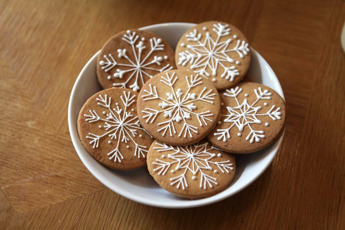 Biscuits de Noël Bogato