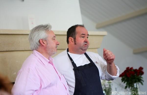 Bruno Lemoine et Christophe Girardot