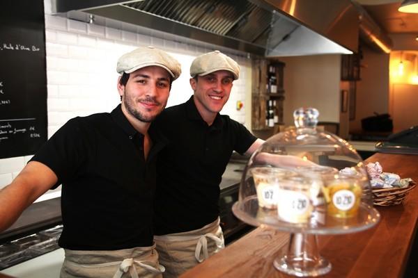 Christophe et Pierre-Louis