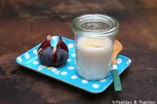 Panacotta au lait d'amandes