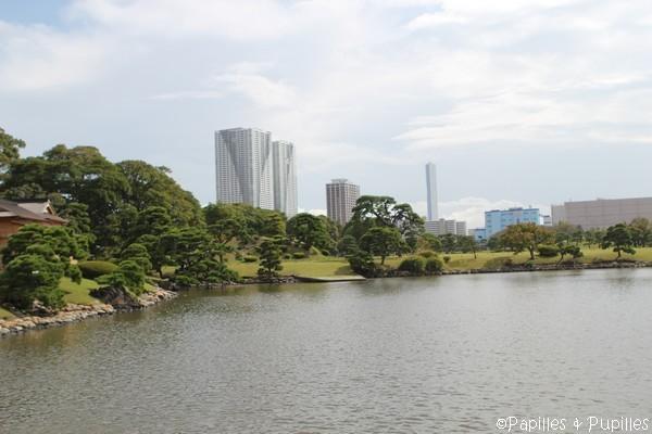 Parc de Hama-rikyü - Tokyo - Japon