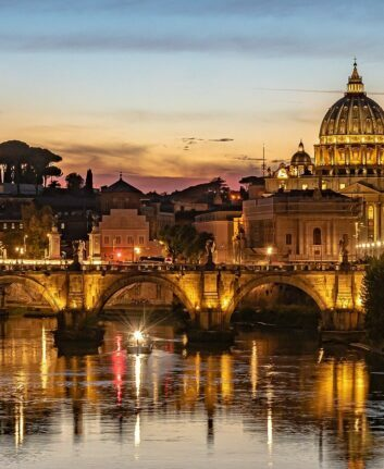 Rome ©Nimrod Oren de Pixabay