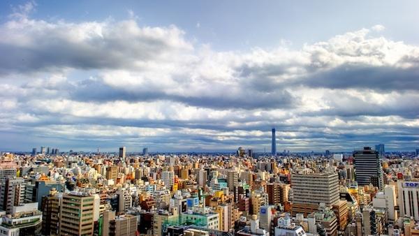 Tokyo ©JamesJustin licence CC BY-NC-ND 2.0