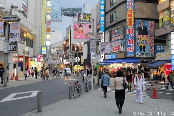 Un soir à Shibuya